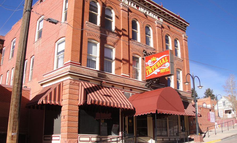 Imperial Hotel Cripple Creek