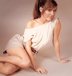 Carrie Fisher-1983