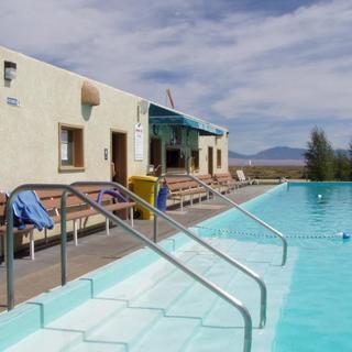 Sand Dunes Pool outdoor swimming pool