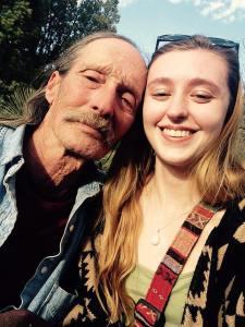 John and Hailey April 2016