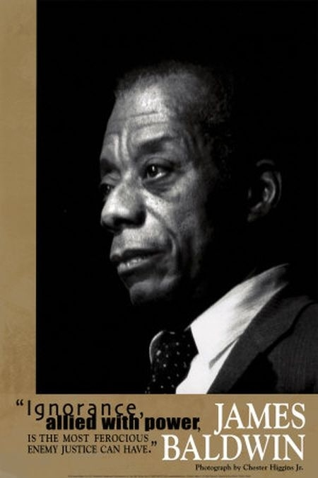 ignorance and power James Baldwin