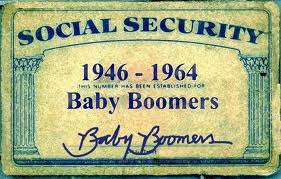 baby boomers ss card