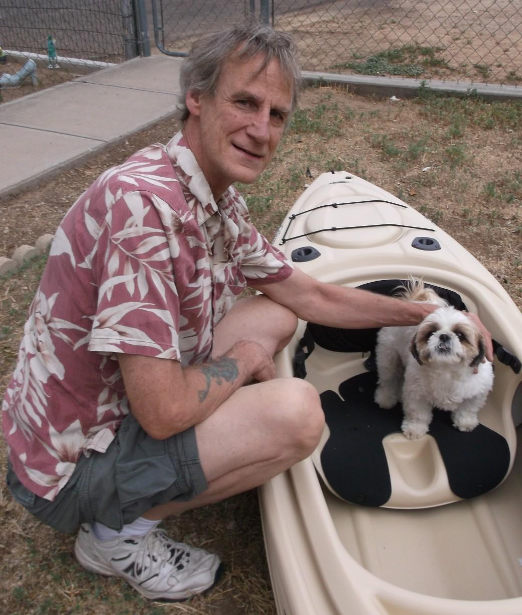 Mike and Rasta in kayak 3 (2)