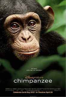 Chimpanzee 2012 film