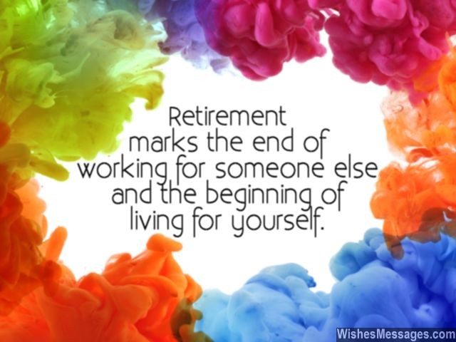 retirement living for yourself